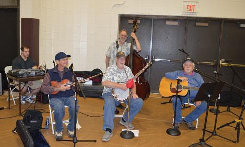 Running Fox Bluegrass Band