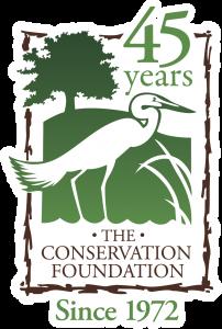 CONS 45th Anniversary Logo 4-clr w-trap