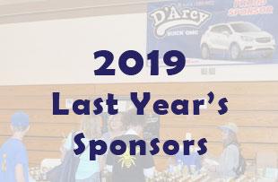 2019 Sponsorship